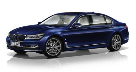 BMW Individual ha creado este Serie 7 para celebrar el centenario de la marca