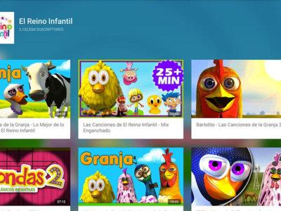 YouTube Kids ya disponible en España: así es el YouTube diseñado para niños