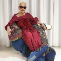 Erni Stollberg, la modelo que nos demuestra que se puede ser una estrella de Instagram a los 95