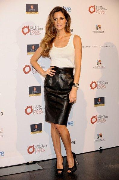Ariadne Artiles sigue siendo la modelo española más guapa y estilosa del momento