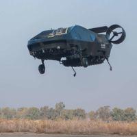 Air Mule pretende ser una ambulancia que vuela de forma autónoma en zonas de conflicto