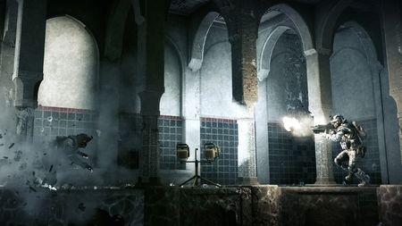 'Battlefield 3'. Caos y destrucción en el vídeo de la fortaleza Donya, uno de los nuevos mapas del pack Close Quarters