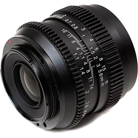 Slrmagic 50mm F1 1 Lens For Sony Fe Mount