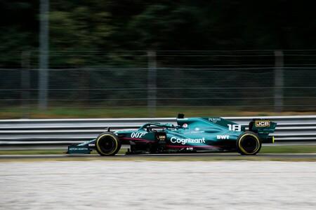 Stroll Italia F1 2021