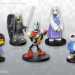 Si eres fan de Undertale estas figuras tienen que estar en tu casa y lo sabes