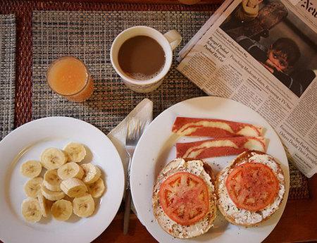 Consejos para adquirir el hábito de desayunar