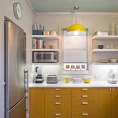 Foto 6 de 10 de la galería puertas-abiertas-una-cocina-amplia-y-funcional en Decoesfera
