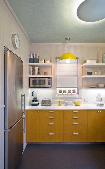 Puertas abiertas una cocina amplia y funcional for Decoesfera cocinas