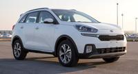 El Kia KX3 de producción se deja ver en China