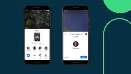 """Llega Nearby Share a México: el """"AirDrop de Android"""" desarrollado por Google para compartir archivos rápido y fácil"""