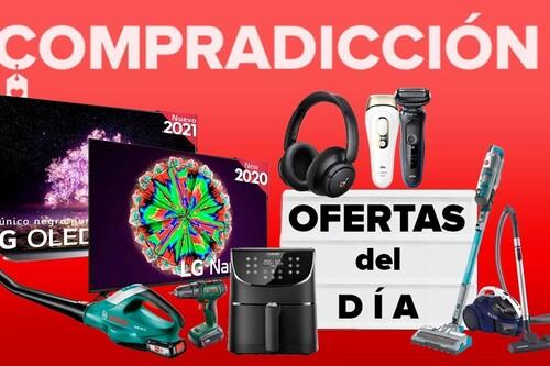 Ofertas del día y chollos en Amazon: smart TVs LG, auriculares Soundcore, cuidado personal Braun o menaje Monix y Bra a precios rebajados