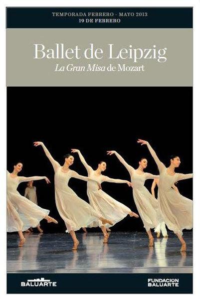 La Gran Misa Ballet de Leipzig