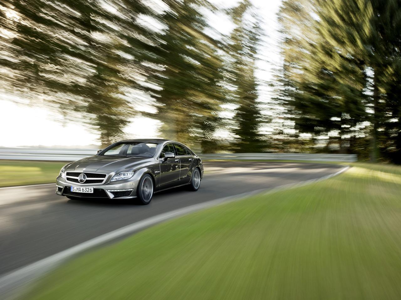 Foto de Mercedes CLS 63 AMG 2011 (15/30)