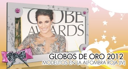 Los Globos de Oro 2012: No nos cansamos de alfombras rojas, ¡cuánto glamour!