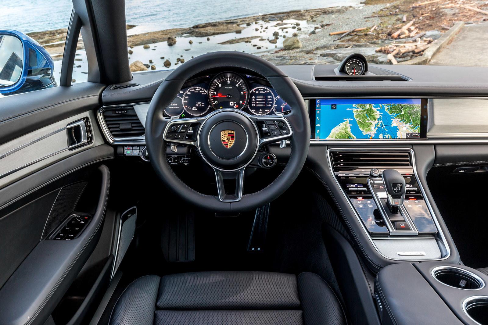 Foto de Porsche Panamera Sport Turismo, toma de contacto (53/75)