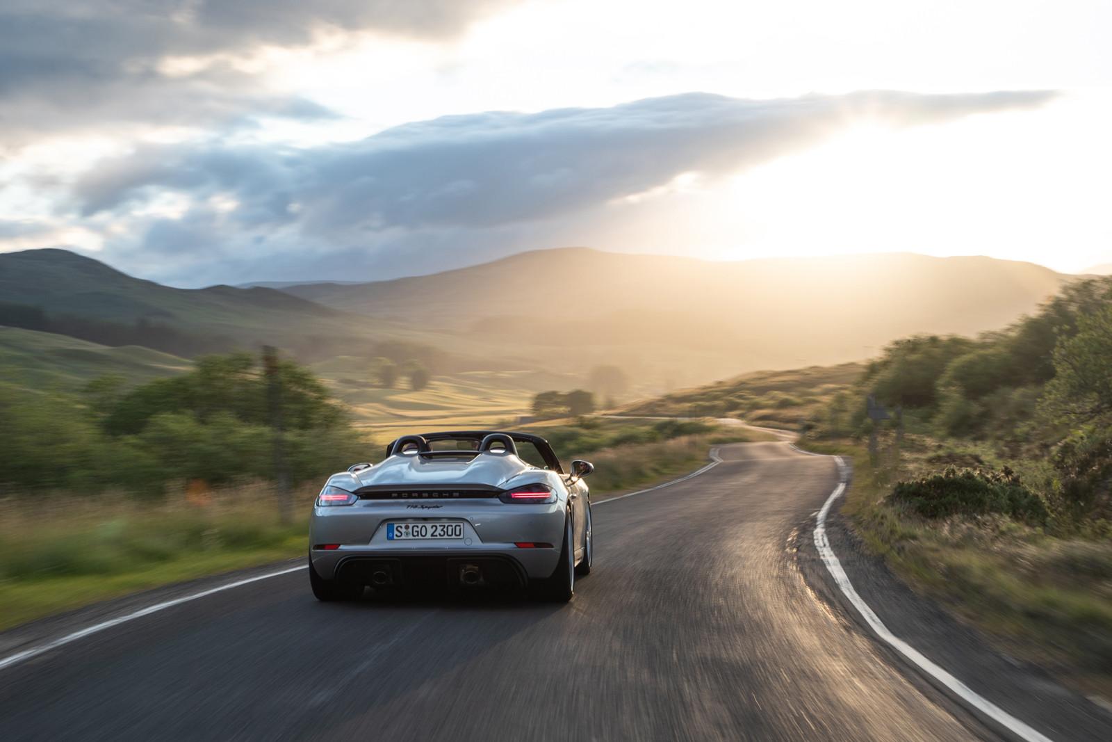 Foto de Porsche 718 Spyder (prueba contacto) (220/296)