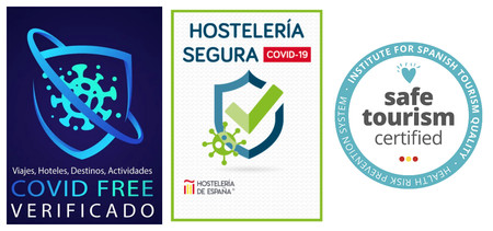 """Certifica que tu bar está """"libre de covid"""" desde 600 euros: así son las acreditaciones de higiene que se venden a la hostelería"""