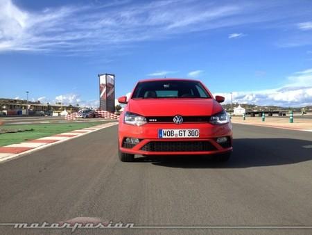 Volkswagen Polo GTI 2015 Prueba - toma de contacto
