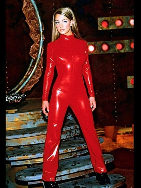 Britney Spears In Oops I Did It Again