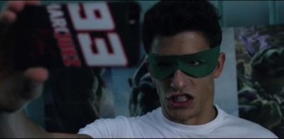 El campeón de Moto GP Marc Márquez se convierte en la quinta tortuga ninja para promocionar el estreno de la película