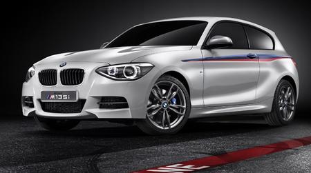 BMW Concept M135i, el Serie 1 F20 más potente hasta la fecha
