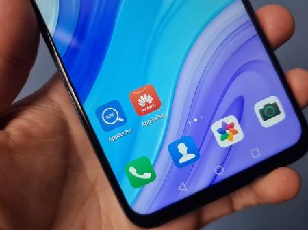 """'AppSearch': así es la """"solución"""" de Huawei a la falta de la tienda de apps de Google para descargar aplicaciones"""