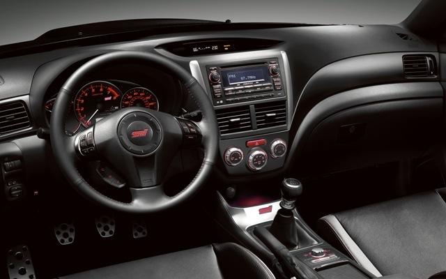 Foto de Nuevo Subaru Impreza WRX STi 2013 (7/13)