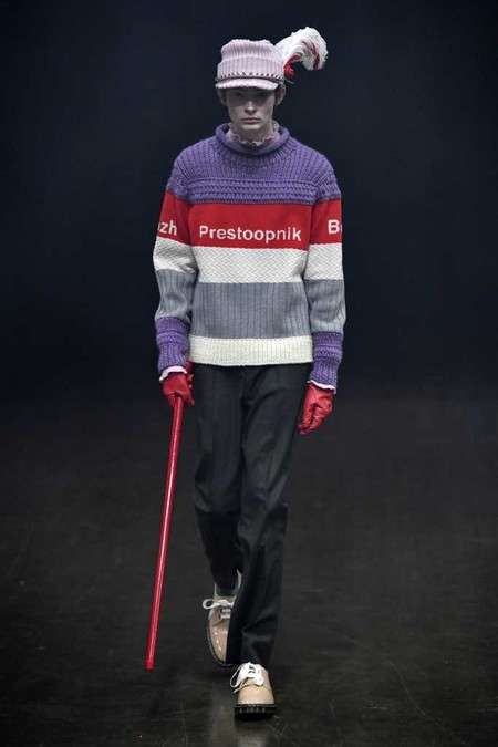 Undercover Fall Winter 2019 Paris Fashion Week 06