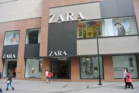 Zara China Tienda