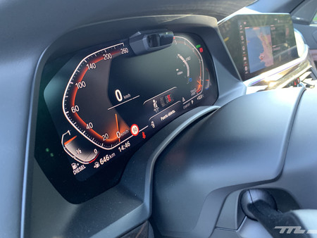 BMW X5 2019 pantallas