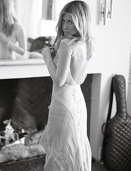 Foto de Jennifer Aniston para Elle Uk abril 2009 (1/3)