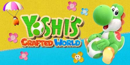 Aquí tienes cinco minutos de gameplay de Yoshi's Crafted World para alegrarte el día