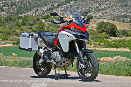 Ducati Multistrada 1200 Enduro Prueba 045