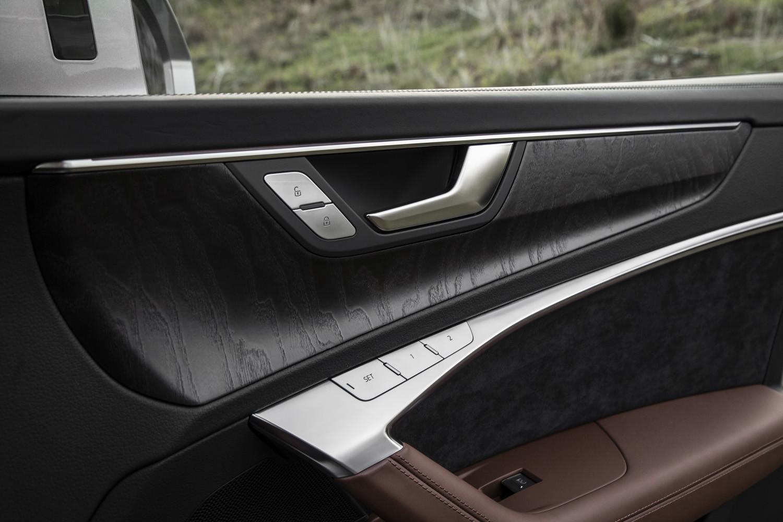Foto de Audi A6 2018, toma de contacto (51/118)