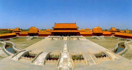 La Ciudad Prohibida en Beijing