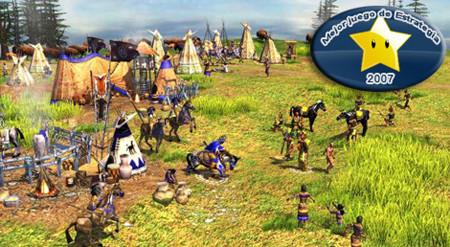 Lo mejor del 2007 en Vidaextra: mejor juego de Estrategia