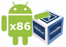 Android-x86 y VirtualBox