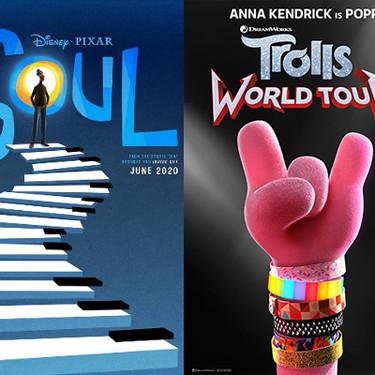 Películas infantiles: los estrenos más esperados para 2020