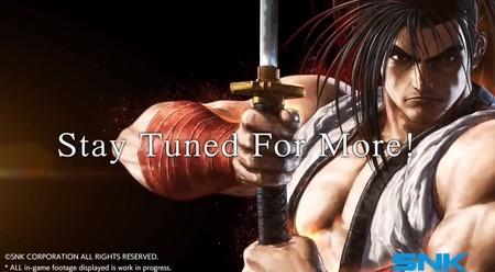 Samurai Shodown anuncia su regreso: SNK se pasa al Unreal Engine  y su primer tráiler luce de escándalo