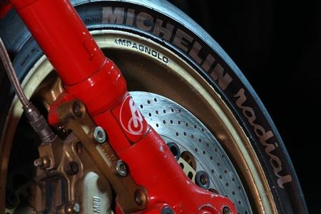 25 años del neumático Michelin X Radial para motocicletas