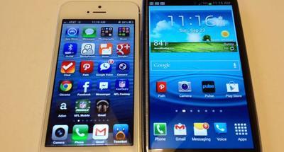 El iPhone 5 es un Tsunami y debemos neutralizarlo: Samsung 2012