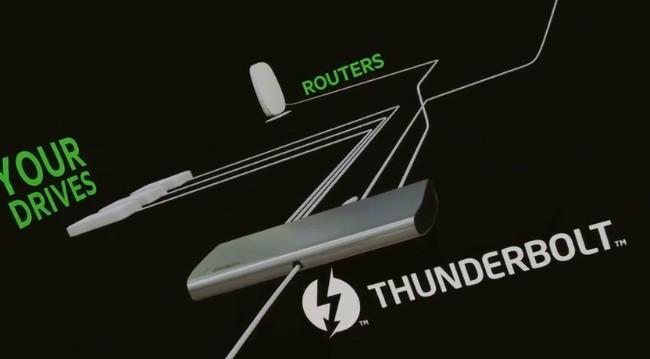 thunderbolt express dock belkin
