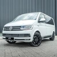 ABT también se atreve con furgonetas: el preparador le saca hasta 240 CV a la Volkswagen T6