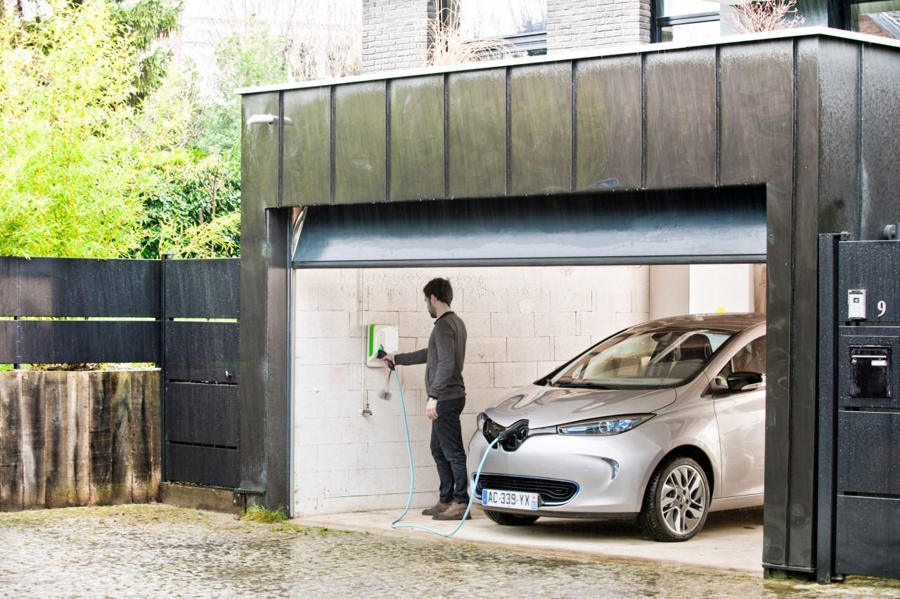 Foto de Renault ZOE (108/151)