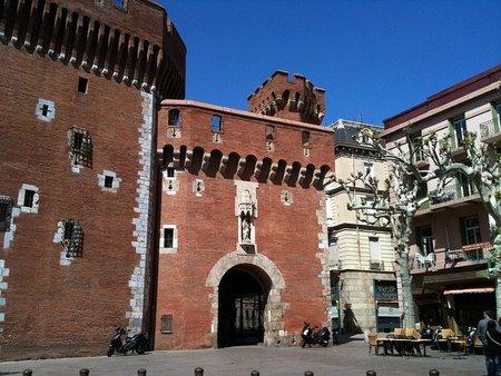 Perpiñán: la Plaza del Castillet