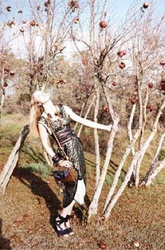 Foto de Más imágenes de la campaña de Marc Jacobs Primavera-Verano 2009 con Raquel Zimmerman (15/20)