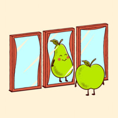 Foto 8 de 15 de la galería caricaturas-con-comida en Trendencias Lifestyle