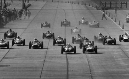 Gran Premio de Estados Unidos 1959: Bruce McLaren se estrena y Jack Brabham hace historia