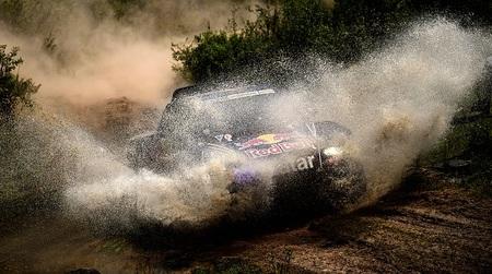 El Dakar 2013 visto a cámara lenta