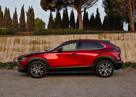 Mazda Cx 30 2020 1600 51